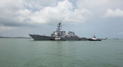 U.S. Navy suspends search and rescue for missing USS John S. McCain sailors, releases names of those still missing