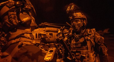 SOF Pic of the Day: Marines & SEALS aboard the USS George Washington