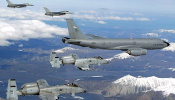 Air Force announces 3-prong strategy, more money, to ease growing pilot shortage