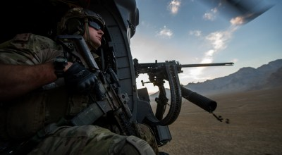 SOF pic of the day: Air Force Pararescueman in Afghanistan