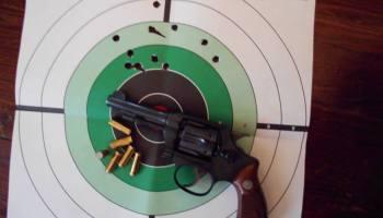 Birth of the modern wheelgun: Smith & Wesson I Frame Revolver
