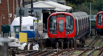 BREAKING:  Attack on London Subway