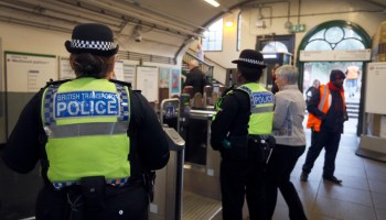 Third suspect arrested over London train attack: Police