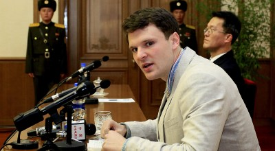 What actually happened to Otto Warmbier?