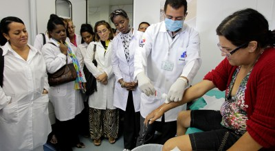 Cuban doctors revolt: 'You get tired of being a slave'