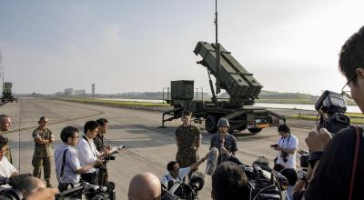 Japan Deploys Anti-Missile Interceptor Battery Along Flight Path of North Korean Missiles