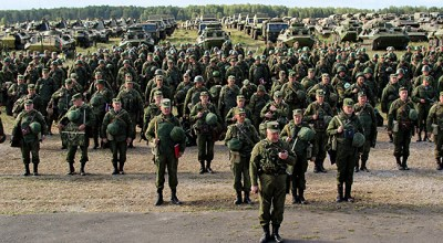 NATO leaders prepare for 100,000 Russian soldiers to commence war drills on Europe's border Thursday: Here's what you need to know