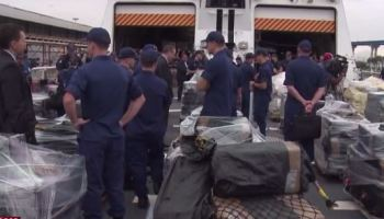 Coast Guard Seizing Record Amounts of Cocaine at Sea