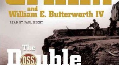 """Book Review: """"The Double Agents"""" (Men at War #6) W.E.B. Griffin"""