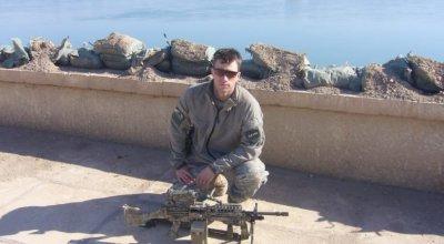 Ranger Loadout: MK48 machine gunner