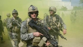 Remembering PO Michael Monsoor, Navy SEAL MOH Sept. 29, 2006