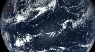 NASA's OSIRIS-REx asteroid sampling spacecraft takes photo of Earth