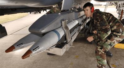 Watch: GBU-39 Small Diameter Bomb (SDB) Becoming the Munition of Choice