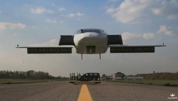 Flying Car Startup Company Raises $90 Million! Watch First Flight!