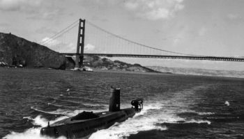 Project Azorian, or How to Steal a Russian Submarine