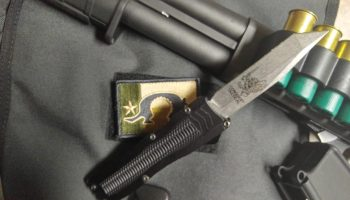 The Conquest Tactical Fury – It's for stabbing people