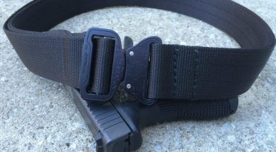 Pekan [VIKTA]-SH Gun Belt | Review