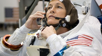 NASA's record crushing astronaut Peggy Whitson set to return home this weekend, reluctant to be called a hero