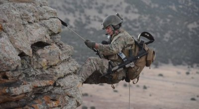 SOF pic of the day: Going down