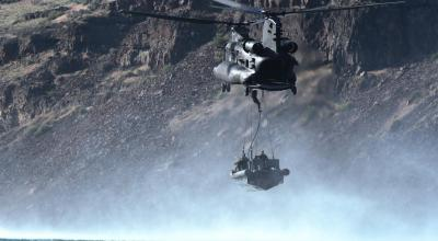 SOF pic of the day: Making a boat SOAR