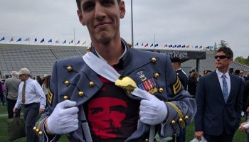 SOFREP Exclusive: West Point grad and social media Communist quit Ranger School after sharing political beliefs with command