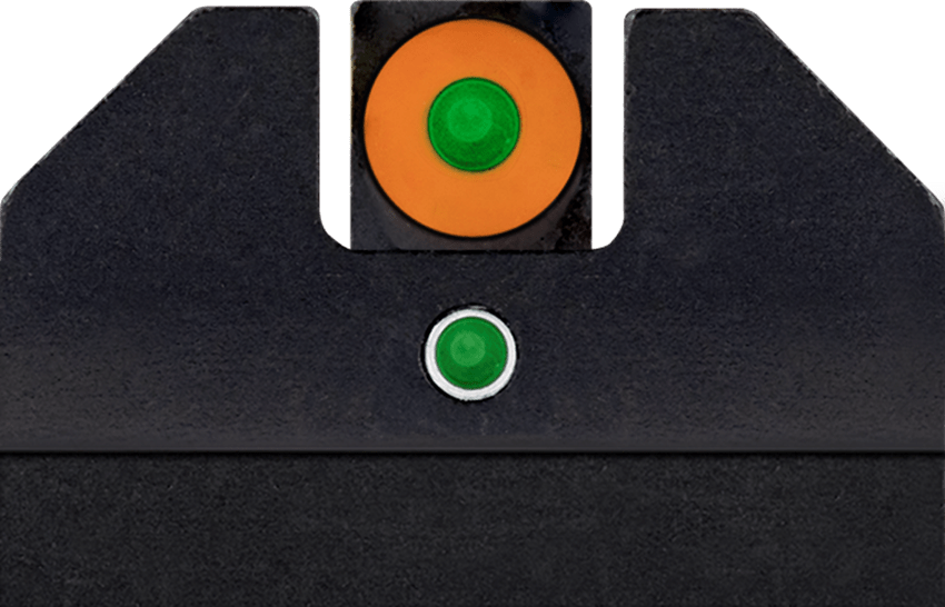 Bright Sights in All Lights: F8™ Night Sights from XS®