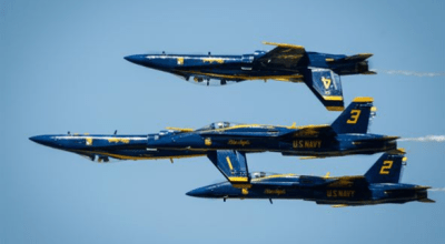Watch: The US Navy Blue Angels – Fox News 'Power Player of the Week!'