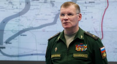Russian Defense Ministry accuses US of 'pretending' to fight ISIS to sabotage Syria