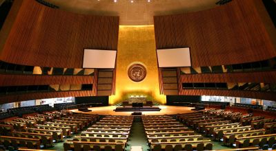 On this day in history: The United Nations is born