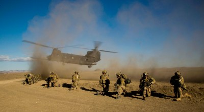On this day in SOF history—October 16th: 160th Special Operations Aviation Regiment is born