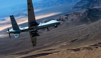 Watch: Houthi rebels shoot down U.S. MQ-9 Reaper Drone