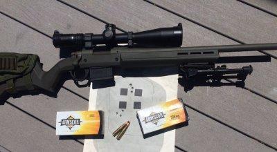 Practical DOPE for long range shooting