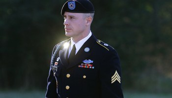 Navy SEAL recounts being shot during operation to find Bergdahl