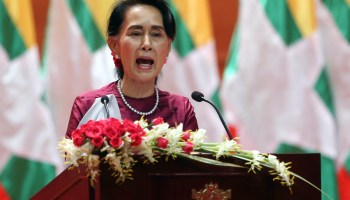 Aung San Suu Kyi: De facto leader of the Burmese under intense controversy during Rohingya crisis