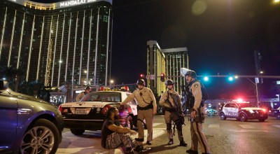 Las Vegas: Gunman kills 50+, injures more than 400 in worst mass shooting in US history