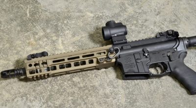 New AR-15 owners guide: Buttstocks and foregrips