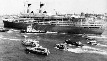 The Achille Lauro Hijacking Comes to a Close October 10, 1985