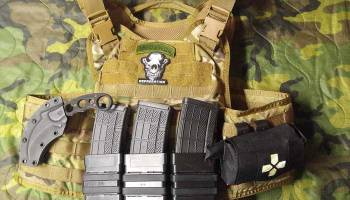 Ambitec USAF Plate Carrier Review