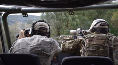 SOF Pic of the Day: Italian Special Forces in training