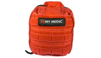 MyMedic | MyFAK: Adaptive, functional and indestructible first aid kit