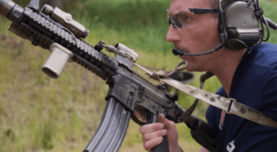 Watch: Basic professional | Duty AR-15 rifle, M4 setup