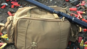 Grey Ghost Gear range bag | Deployment ready