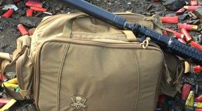 Grey Ghost Gear range bag | Deployment ready