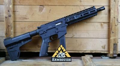 Freedom Ordnance FX-9 Pistol First Look~WATCH