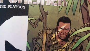 God returns to writing 'The Punisher'