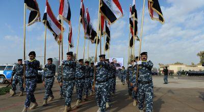 Iraqi forces demand Kurdish troops' withdrawal from Kirkuk area