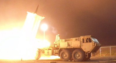 U.S. approves possible $15 billion sale of THAAD missiles to Saudi Arabia