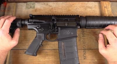 Smith & Wesson M&P 10 Sport: VIDEO