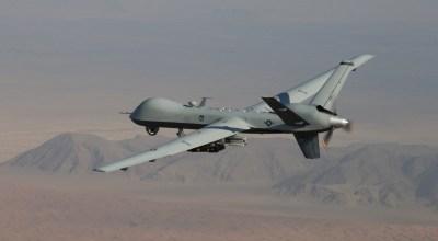Watch: US MQ-9 Reaper Drone Shot Down in Yemen