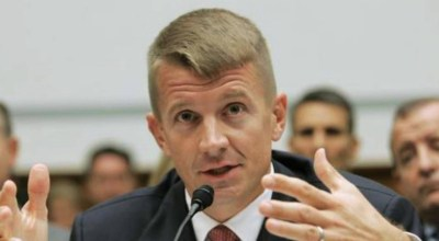 The founder of Blackwater is reportedly considering running for a Wyoming Senate seat